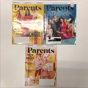 Parents Magazine Lot of 3